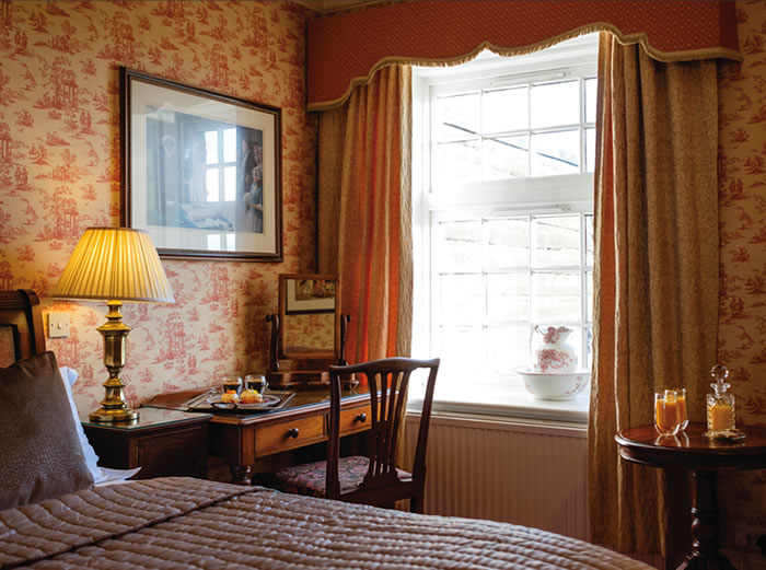 Guest Rooms at Gretna Chase Hotel
